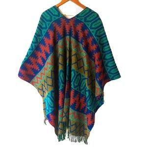 Accessories - Reversible Southwest Shawl